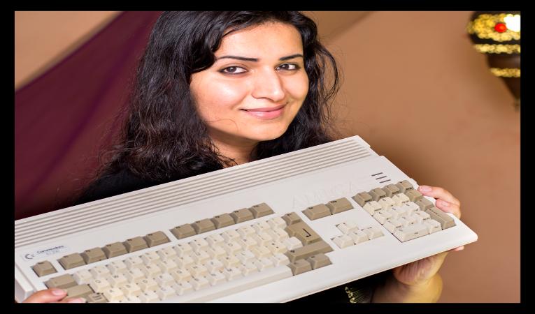 Interview: Madija Al-Husyni