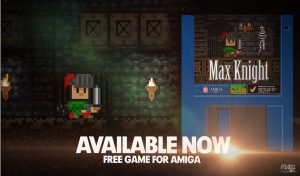 Full release Max Knight for AmigaOS 3.1