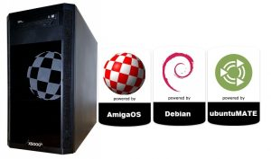 New Linux kernel 4.12 released for AmigaOne X1000 and X5000