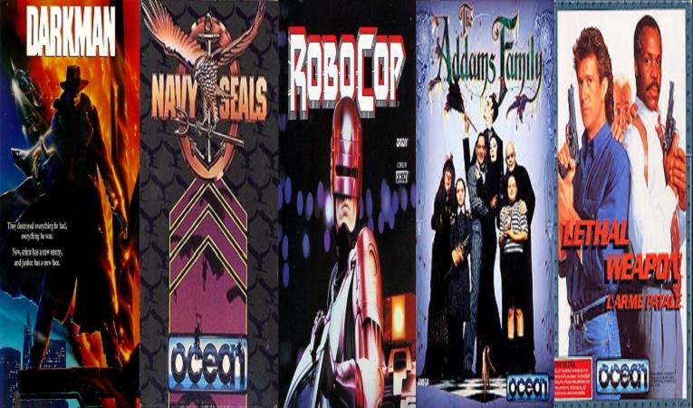 5 Great Amiga games by Ocean Software – GenerationAmiga com