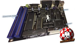 Amy-ITX motherboard available for €65