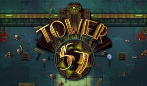 Pre release version of Tower57 on AmigaOne X1000