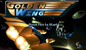 Golden Wing: Great Arcade fun for Amiga