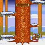 Lumberjack Xmas released for Commodore Amiga
