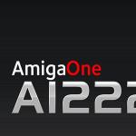 AmigaOne A1222 development continues