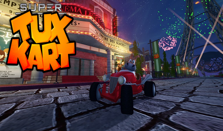 New release of SuperTuxKart available for AmigaOS 4.1