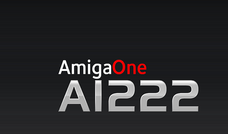 AmigaOne A1222 release in May 2019?