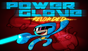 Powerglove Reloaded Released: locate the 6 diamonds and blast away rogue robots