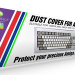 Brand new dust covers for Amiga 2000,3000,4000 & CDTV keyboards