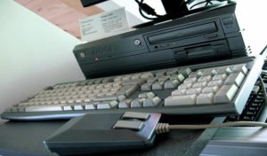 25th anniversary of the Commodore Amiga 4000
