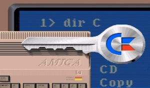 A real 68000 Amiga with ECS chipset is unleashed, here is 'Amy'