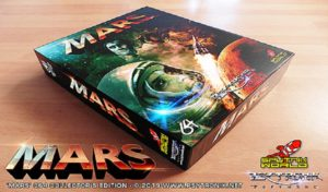 MARS: New Commodore 64 game release