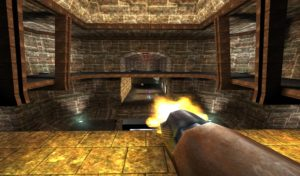 A new release of Open Arena for Commodore Amiga
