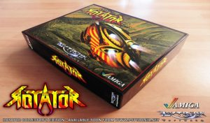 Rotator: Amazing new Amiga release with over 80 puzzle levels to solve
