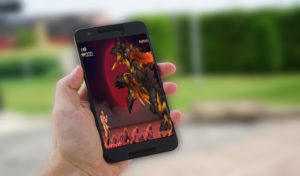 Altered Beast Now available on Android phone