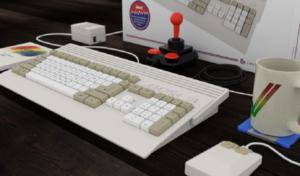 Amiga Model X in development: emulating the soul of the Amiga