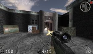 Assault Cube: Multiplayer FPS fun for AROS
