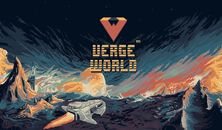 Coming Soon: Verge World, support the revolution and supply them with goods