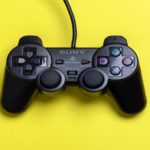 How to use Sony PlayStation controllers on Amiga & C64 systems