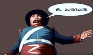 MiniZorro Released: Don Diego de la Vega is back on Commodore Amiga