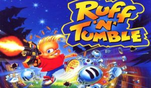 Ruff 'n' Tumble: Fight a fearsome army of robots in this Amiga classic