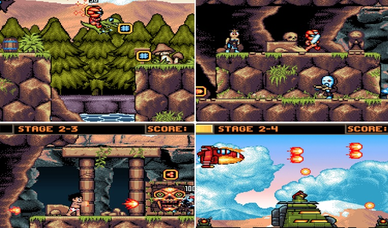 Super Metal Hero in development for Amiga systems