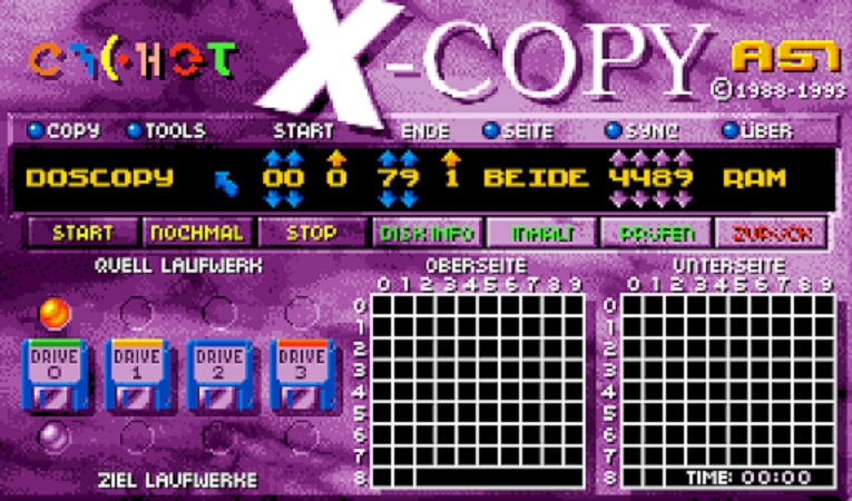 XCopy Standalone: Teensy based version of XCopy