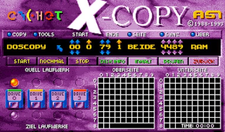 XCopy Standalone: Teensy based version of XCopy
