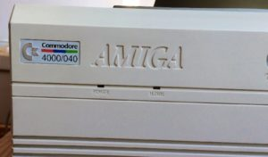 A new music card for Commodore Amiga: Prisma Megamix