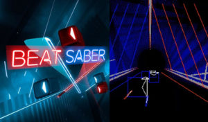 AmiSaber Released on Amiga: Remake of popular VR-game Beat Saber