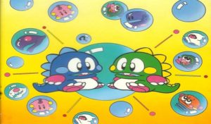 Bubble Bobble, A great Commodore Amiga classic