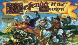Defender of the Crown, a timeless classic on Commodore Amiga