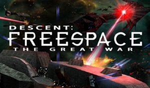 Descent: Freespace, Highly recommended space-combat simulation for AmigaOS
