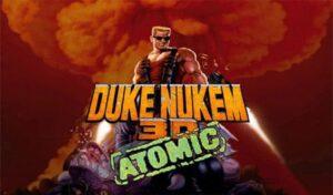 Duke Nukem 3D: Atomic edition ported to Commodore Amiga