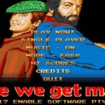 Else we get mad! Released on Commdore Amiga