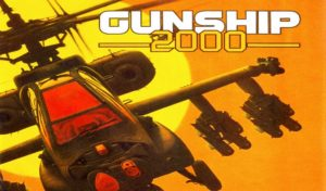 Gunship 2000: Great helicopter sim released on Commodore Amiga