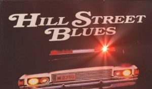 Hill Street Blues, a complex and highly enjoyable game