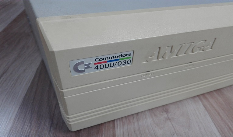 History: Commodore released the A4000/030 in April 1993