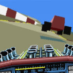 Legendary Stunt Car Racer returns on AmigaOS 4.1