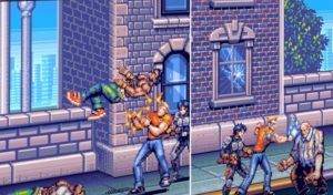 Metro Siege: Brawler game for Amiga and modern platforms