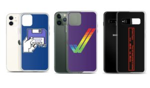 New Amiga cases available for Iphone and Samsung