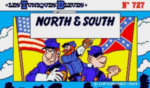 North & South: Head up the Yankees or Confederates, and destroy your enemy!