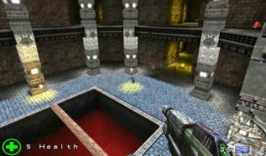 Open Arena: Epic deathmatch FPS available on AmigaOS 4.x