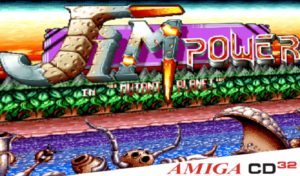 Piko Interactive will republish Jim Power for the Amiga CD32