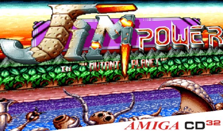 Piko Interactive will republish Jim Power for the Amiga CD32