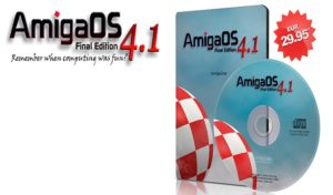 Hyperion Entertainment Released pre-release of AmigaOS 4.1 for X5000