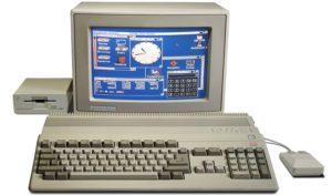 Rämixx 500: Open-source hardware remake of the Amiga 500+