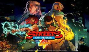 Streets of Rage 4: Brings back the timeless pixel-art characters
