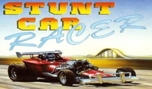 Stunt Car Racer, on the first racing games using physics