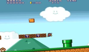 Super Mario Clone released on Commodore Amiga